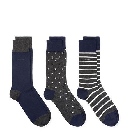 Gant - 3-pack socks