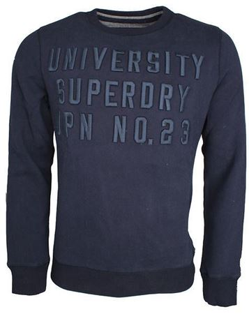 Superdry - Core Applique crew