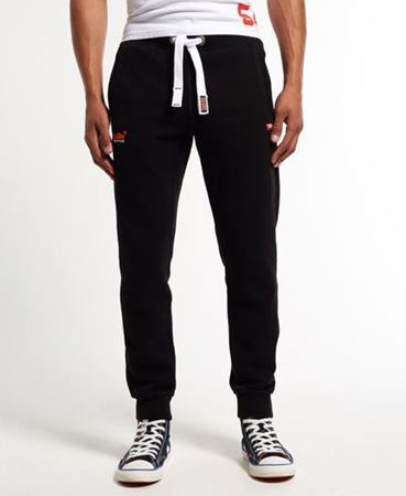 Superdry - Orange label slim jogger