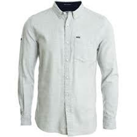 Superdry - Shoreditch button down ls shirt