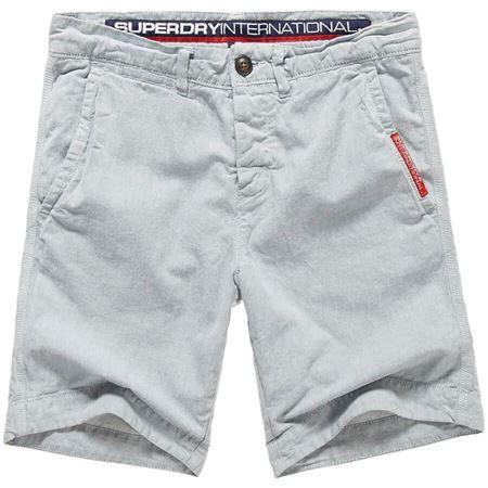 Superdry - International oxford chino shorts