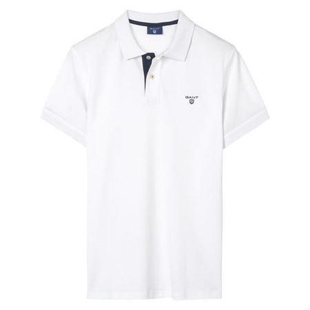 Gant - Contrast Collar Polo Shirt