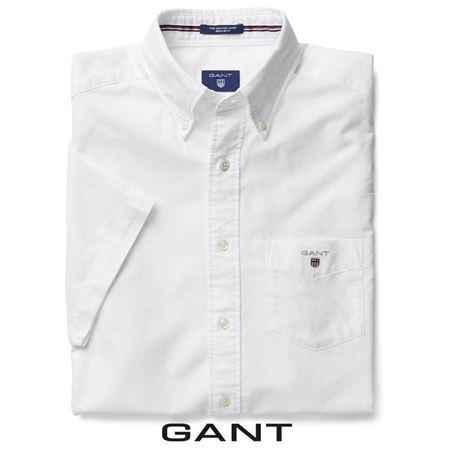 Gant - The Oxford shirt ss