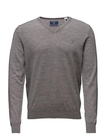 Gant - Fine merino wool v-neck
