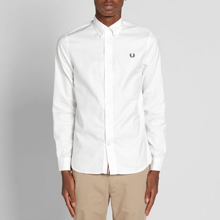Fred Perry - Twill shirt
