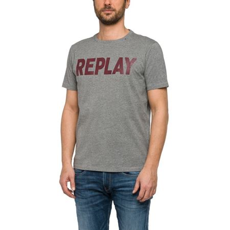 Replay - Logo tee