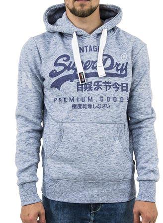 Superdry - Premium goods hood KUN 1 STK XL IGJEN