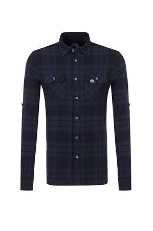 Superdry - Lumberjack LS shirt