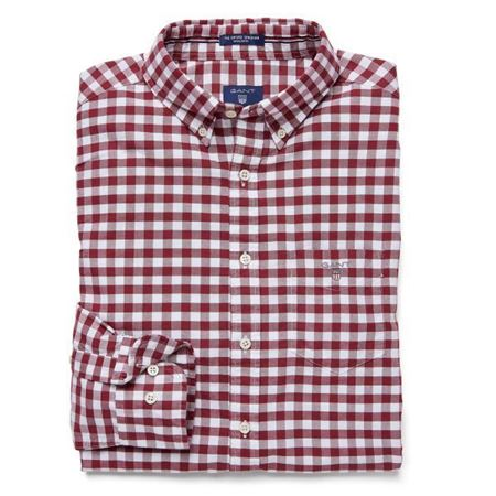 Picture of Gant - The Oxford Gingham Shirt