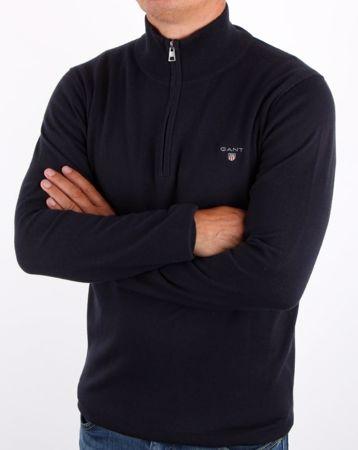 Gant Genser - Cotton wool zip