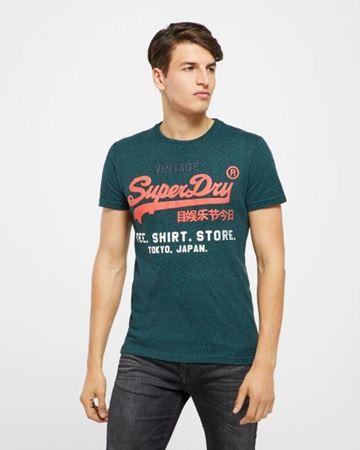 Superdry - Shirt shop tri tee