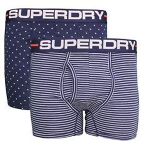 Picture of Superdry - Sport boxer double pack