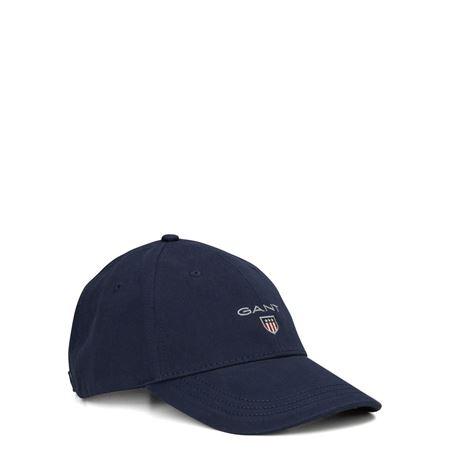 Gant - Twill Cap - Marine