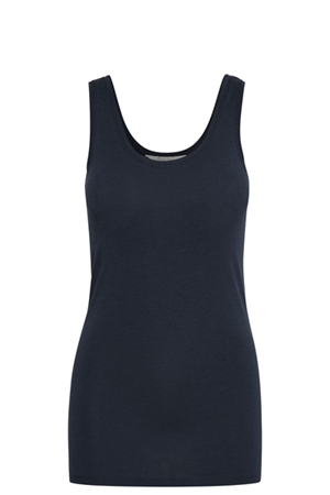 PART TWO-TANKTOP - BLUE-NAVY