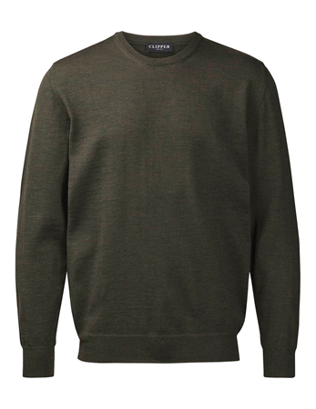 CLIPPER-PULLOVER - O-NECK