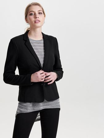 POPTRASH DRESS JAKKE -BLACK