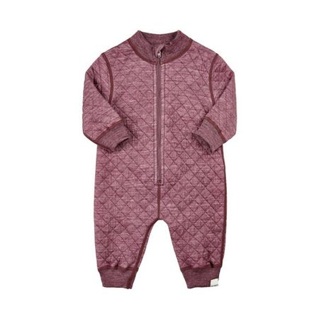 CELAVI-JUMPSUIT LS WONDER WOLLIES-TULIPWOOD