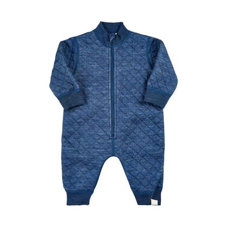 CELAVI-JUMPSUIT LS WONDER WOLLIES-ENSIGN-BLUE