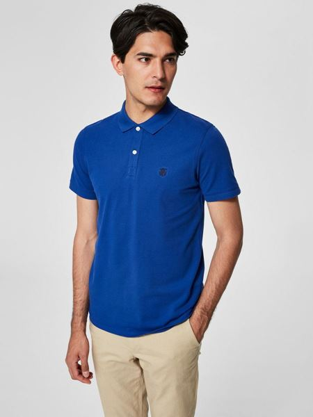 SELECTED HOMME-CLASSIC - POLOSKJORTE-LIMOGES