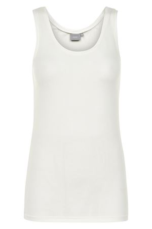 B.YOUNG-PAMILA TOP-OFF-WHITE