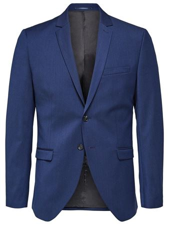 SELECTED HOMME-SLIM FIT - BLAZER-BLUE-DEPTHS