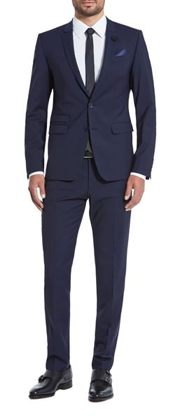 Digel - Anzug Nick/Noah - Navy - Blau