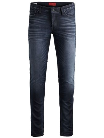 JACK&JONES-GLENN ORIGINAL JOS 745 SLIM FIT JEANS-BLUE-DENIM