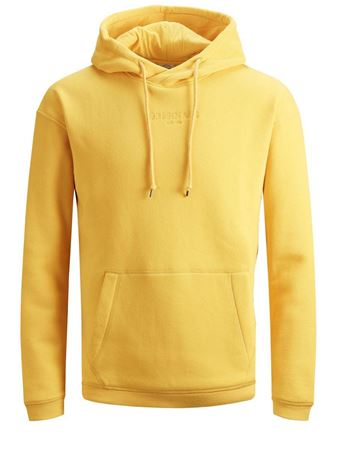 JACK&JONES- SWEATSHIRT-YOLK-YELLOW