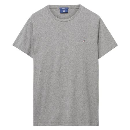 GANT-THE ORIGINAL SS-DARK GREY MELANGE