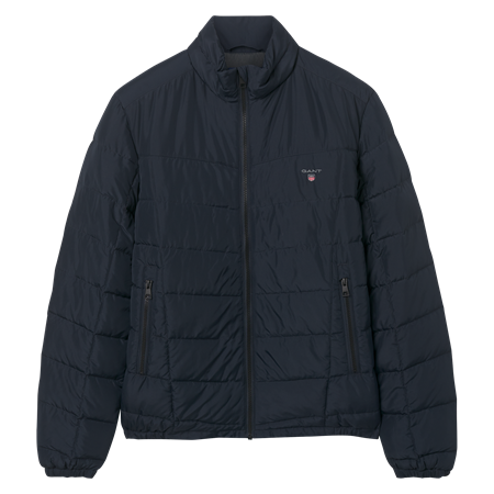 GANT-O1. THE CLOUD JACKET-NAVY