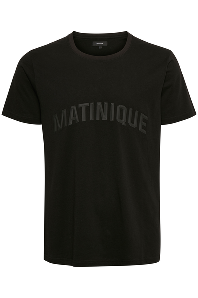 MATINIQUE-JERSTAN RUBBER PRINT-BLACK