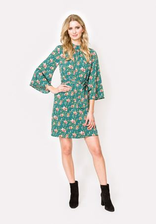 DRY LAKE-AMY DRESS-PENSE-PRINT