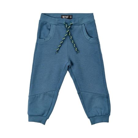 ME TOO-PANTS SWEAT-DARK-DENIM