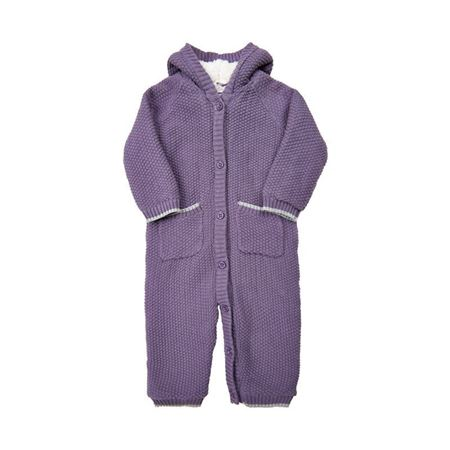 ME TOO-WHOLESUIT KNIT TEDDY-CADET