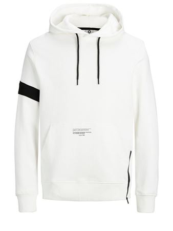 JACK&JONES-URBAN SWEATSHIRT-CLOUD-DANCER
