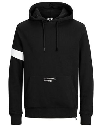 JACK&JONES-URBAN SWEATSHIRT-BLACK