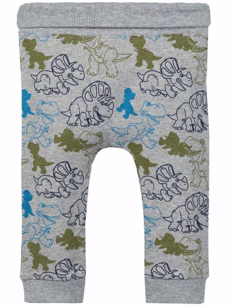 NAME IT-BABY TOY STORY PRINT BUKSER-GREY-MELANGE