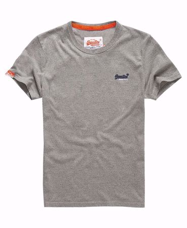 SUPERDRY--GREY MARL