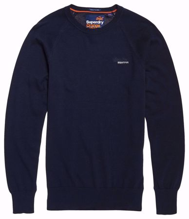 SUPERDRY--CLASSIC NAVY