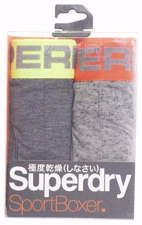 SUPERDRY--FEEDERCARBONBLCK/TROPHYGR GRT