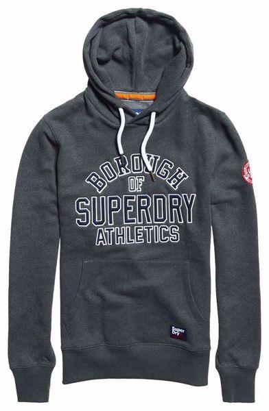 SUPERDRY academy hood