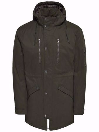 Only & Sons parkas