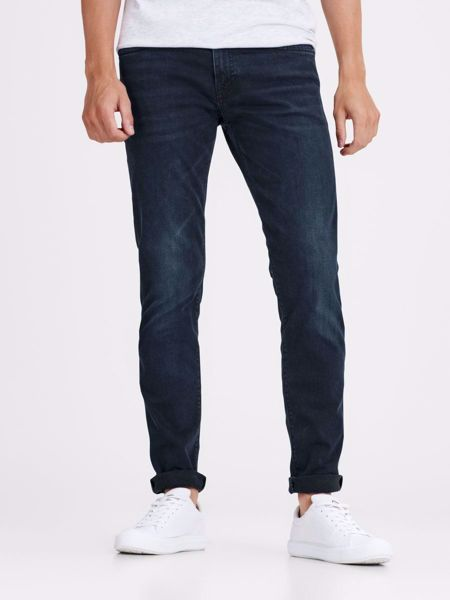 JACK&JONES-GLENN FELIX AM 458  SLIM FIT JEANS