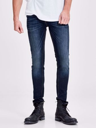 JACK&JONES-LIAM ORIGINAL AM 014 SKINNY FIT JEANS