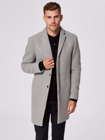 BROVE ULLFRAKK - MEDIUM GREY MELANGE