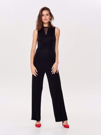 COSMO JUMPSUIT - BLACK