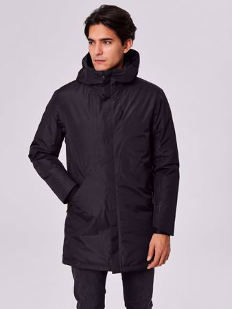 SELECTED HOMME-TEKNISK- JAKKE-BLACK