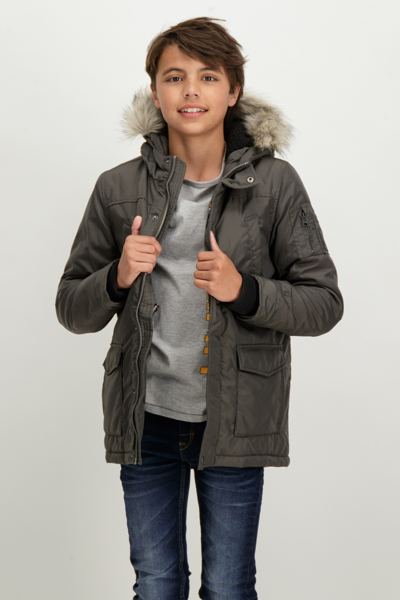 GARCIA-GJ830810_BOYS OUTDOOR JACKET-HOP