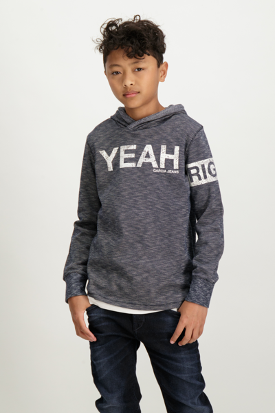 GARCIA-T83610_BOYS T-SHIRT LS-DARK MOON