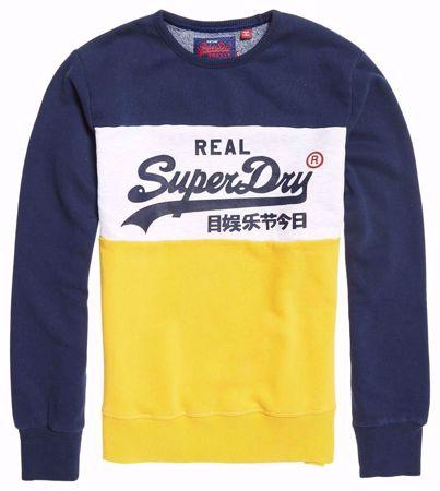 Superdry--Nvy/IceMarl/U pstateGold